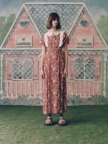 ANNA SUI 2021SS ニューヨークコレクション 画像4/35