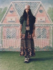 ANNA SUI 2021SS ニューヨークコレクション 画像5/35