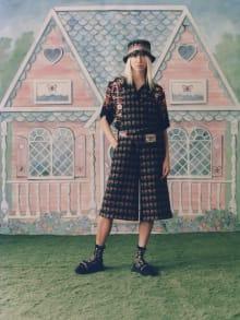 ANNA SUI 2021SS ニューヨークコレクション 画像6/35