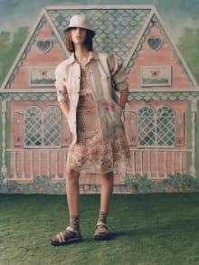 ANNA SUI 2021SS ニューヨークコレクション 画像7/35