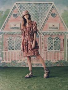 ANNA SUI 2021SS ニューヨークコレクション 画像8/35
