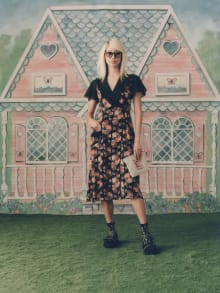 ANNA SUI 2021SS ニューヨークコレクション 画像9/35