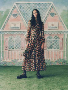 ANNA SUI 2021SS ニューヨークコレクション 画像13/35