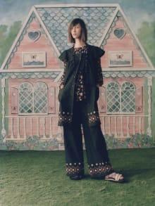 ANNA SUI 2021SS ニューヨークコレクション 画像15/35