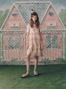 ANNA SUI 2021SS ニューヨークコレクション 画像18/35
