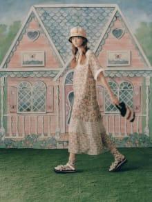 ANNA SUI 2021SS ニューヨークコレクション 画像21/35