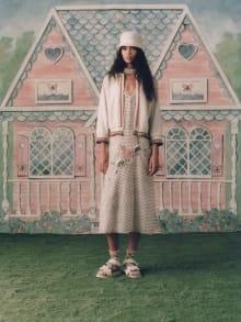 ANNA SUI 2021SS ニューヨークコレクション 画像25/35