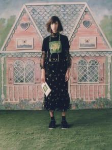 ANNA SUI 2021SS ニューヨークコレクション 画像27/35