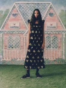 ANNA SUI 2021SS ニューヨークコレクション 画像29/35