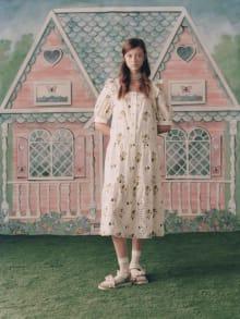 ANNA SUI 2021SS ニューヨークコレクション 画像32/35