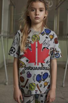 DSQUARED2 -Kid's- 2020-21AWコレクション 画像12/59
