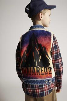 DSQUARED2 -Kid's- 2020-21AWコレクション 画像30/59