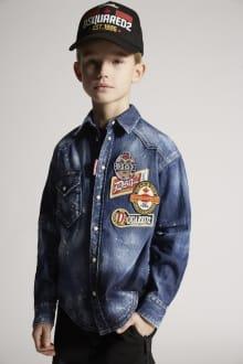 DSQUARED2 -Kid's- 2020-21AWコレクション 画像36/59