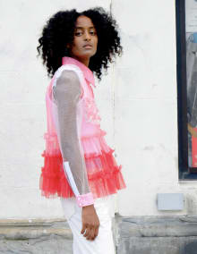 Ivy Kirk 2021SS ニューヨークコレクション 画像4/26