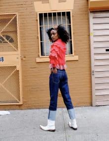 Ivy Kirk 2021SS ニューヨークコレクション 画像18/26