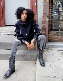 Ivy Kirk 2021SS ニューヨークコレクション 画像19/26