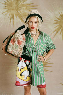 Vivienne Westwood 2021SS ロンドンコレクション 画像1/44