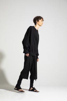 Robes & Confections HOMME 2021SSコレクション 画像11/23