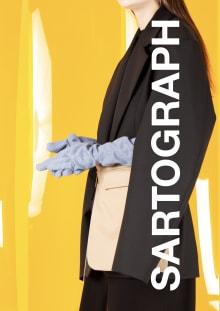 SARTOGRAPH 2021SSコレクション 画像1/16