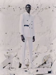 Alexander McQueen -Men's- 2021SSコレクション 画像2/31