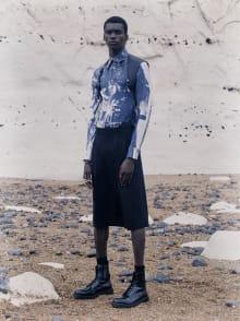 Alexander McQueen -Men's- 2021SSコレクション 画像6/31