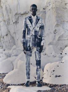 Alexander McQueen -Men's- 2021SSコレクション 画像8/31
