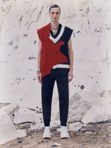 Alexander McQueen -Men's- 2021SSコレクション 画像15/31
