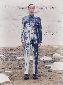 Alexander McQueen -Men's- 2021SSコレクション 画像19/31