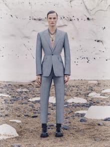 Alexander McQueen -Men's- 2021SSコレクション 画像20/31