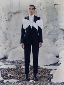 Alexander McQueen -Men's- 2021SSコレクション 画像29/31