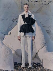 Alexander McQueen -Men's- 2021SSコレクション 画像30/31