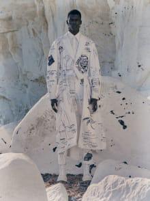 Alexander McQueen -Men's- 2021SSコレクション 画像31/31