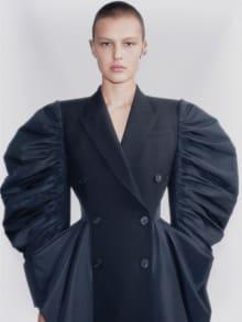 Alexander McQueen 2021SSコレクション 画像1/78
