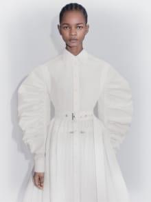 Alexander McQueen 2021SSコレクション 画像11/78