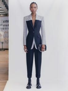 Alexander McQueen 2021SSコレクション 画像14/78