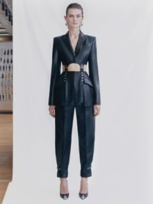 Alexander McQueen 2021SSコレクション 画像24/78