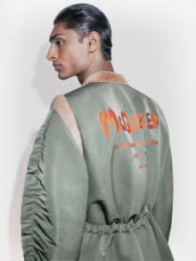 Alexander McQueen 2021SSコレクション 画像57/78