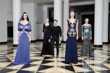 ALEXIS MABILLE 2021SS Couture パリコレクション 画像20/20