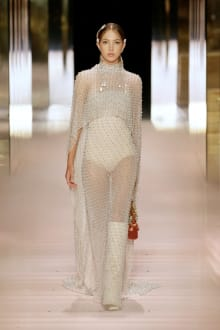 FENDI 2021SS Couture パリコレクション 画像4/19