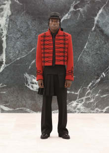 LOUIS VUITTON -Men's- 2021AW パリコレクション 画像16/70