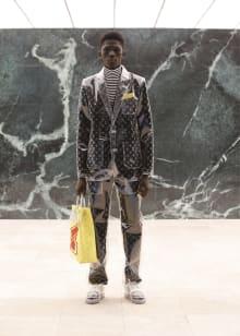 LOUIS VUITTON -Men's- 2021AW パリコレクション 画像17/70
