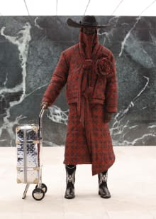 LOUIS VUITTON -Men's- 2021AW パリコレクション 画像18/70