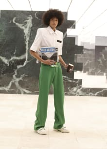LOUIS VUITTON -Men's- 2021AW パリコレクション 画像23/70