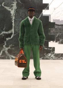 LOUIS VUITTON -Men's- 2021AW パリコレクション 画像32/70