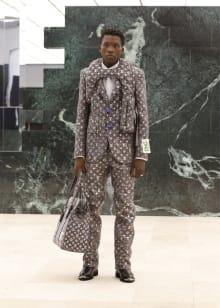 LOUIS VUITTON -Men's- 2021AW パリコレクション 画像41/70