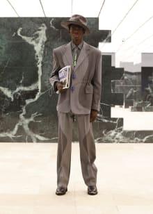 LOUIS VUITTON -Men's- 2021AW パリコレクション 画像43/70