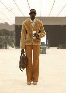 LOUIS VUITTON -Men's- 2021AW パリコレクション 画像52/70