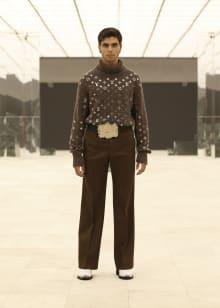 LOUIS VUITTON -Men's- 2021AW パリコレクション 画像60/70