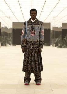 LOUIS VUITTON -Men's- 2021AW パリコレクション 画像67/70
