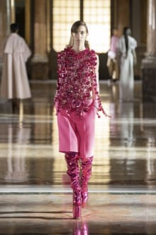 VALENTINO 2021SS Couture パリコレクション 画像13/86